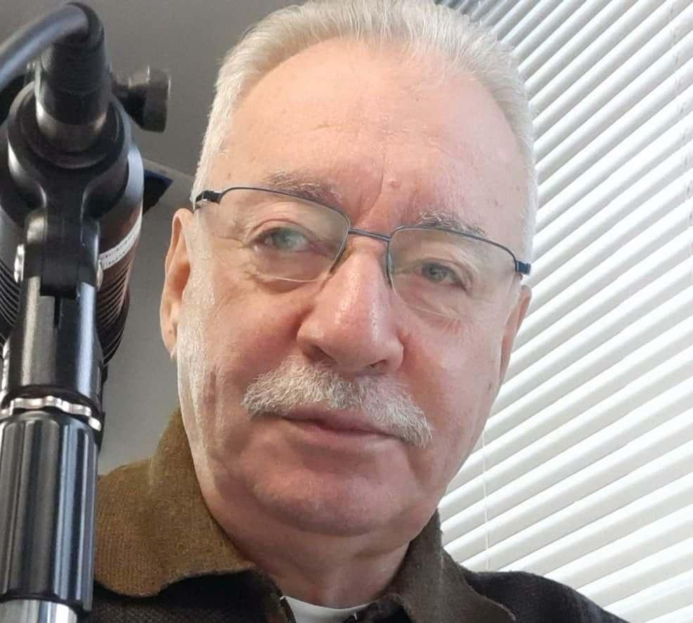 Лазарь Данович журналист фото