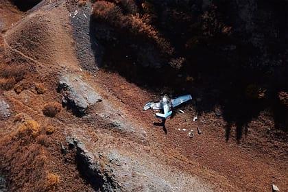 авиакатастрофа в горах фото