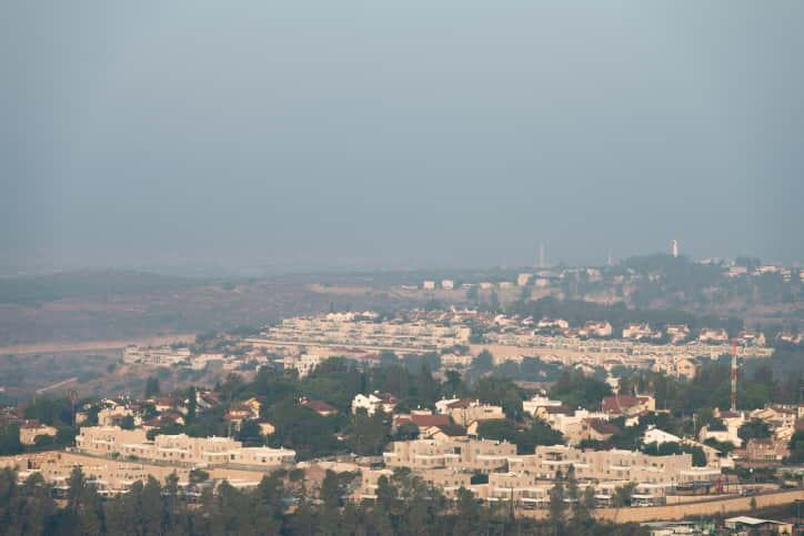 Поселения Израиль фото