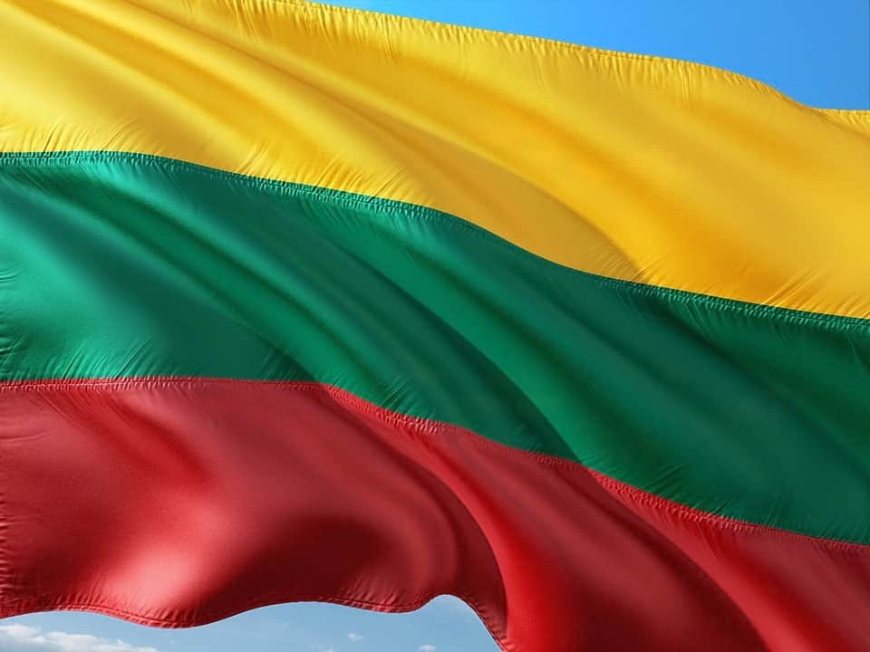 Flag Litvy 1