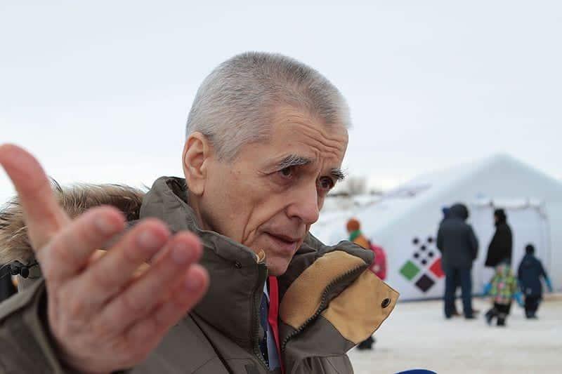 политик геннадий онищенко россия фото