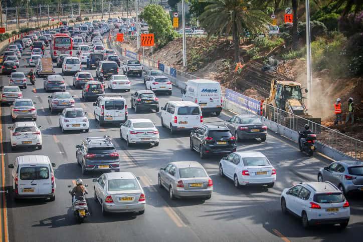 Израильская дорога фото