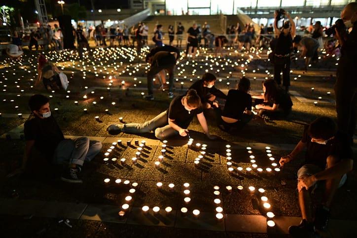 площадь ицхака рабина тель-авив фото