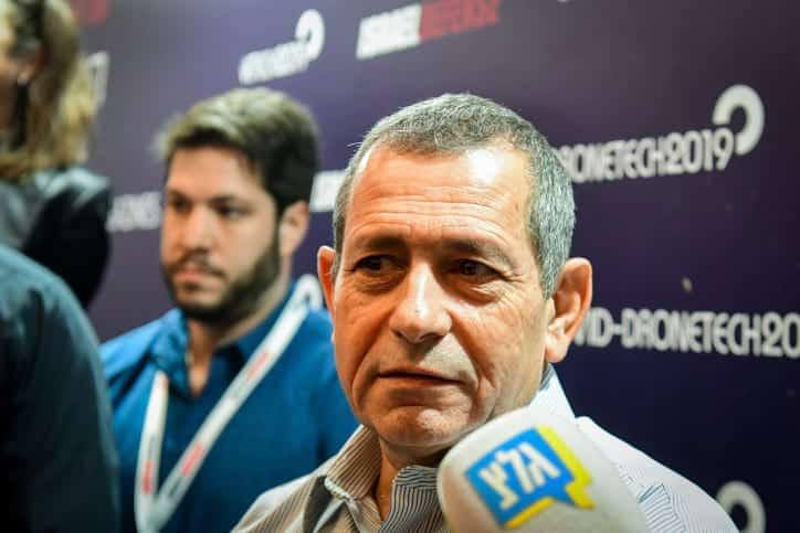 Глава ШАБАКа Надав Аргаман фото