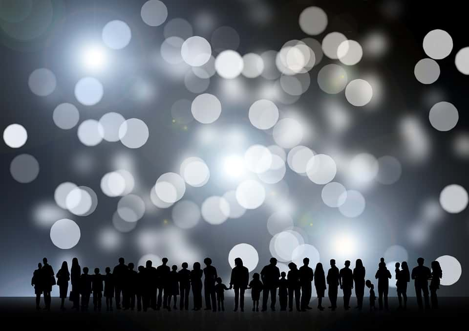 Население изображение