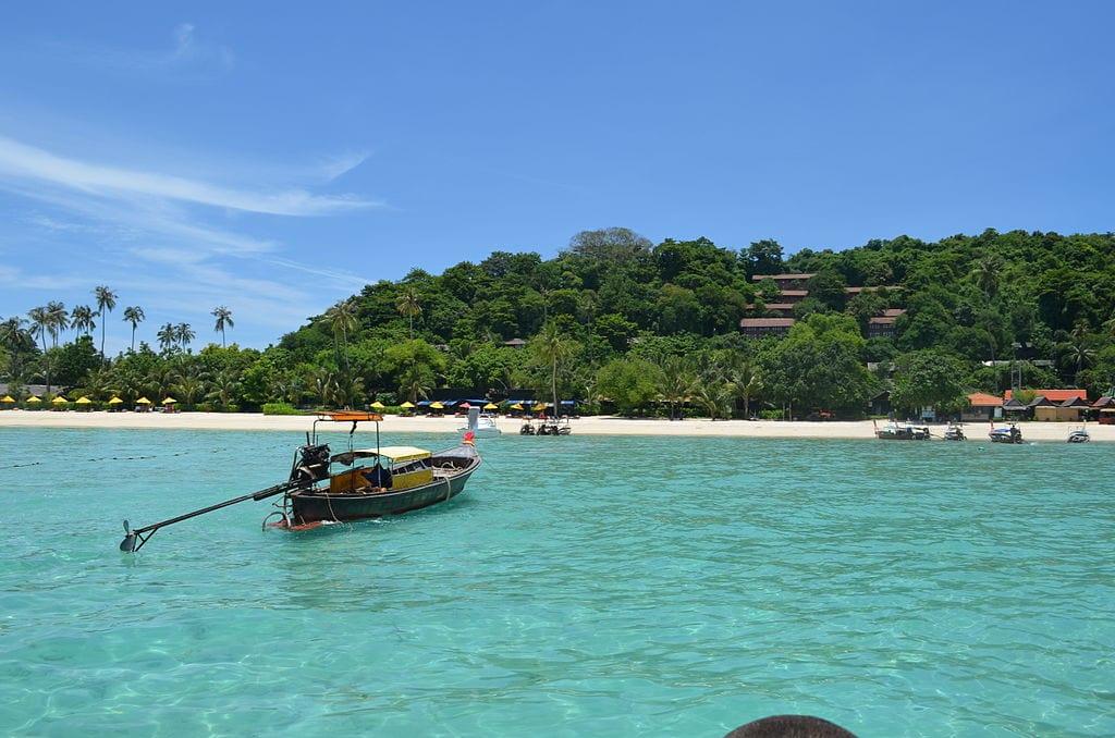 остров пхи-пхи таиланд фото