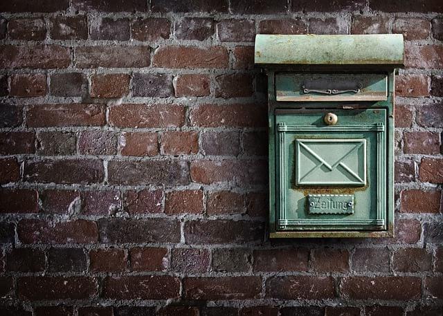 Почтовый ящик фото
