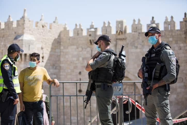 Politsiya Izrailya