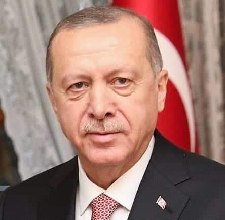 Реджеп Тайип Эрдоган президент Турции фото