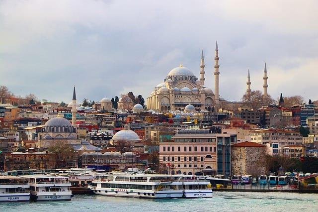 Стамбул турция фото