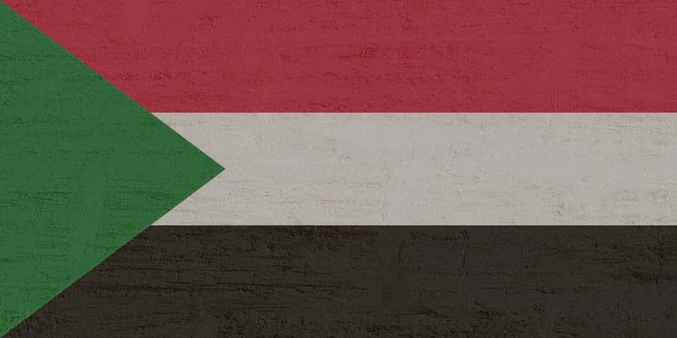 Флаг Судан картинка