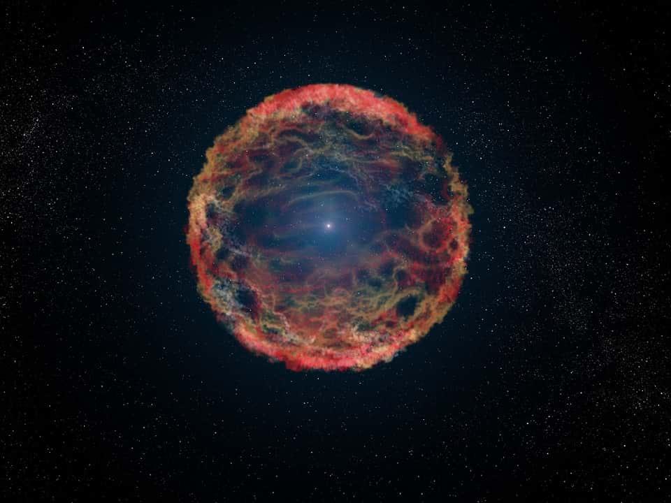 сверхновая картинка