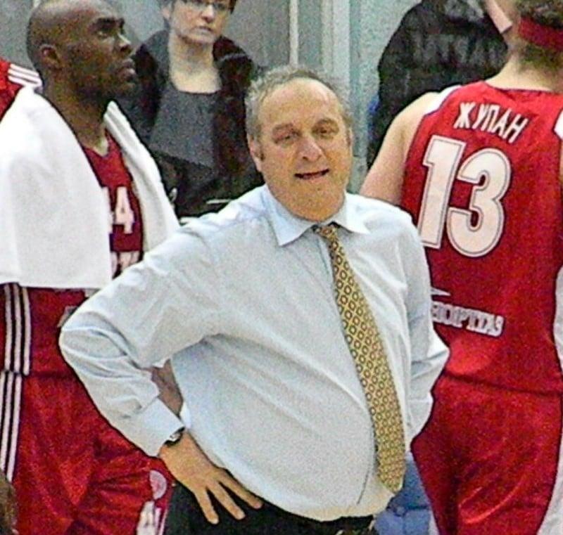 тренер цви шерф израиль фото