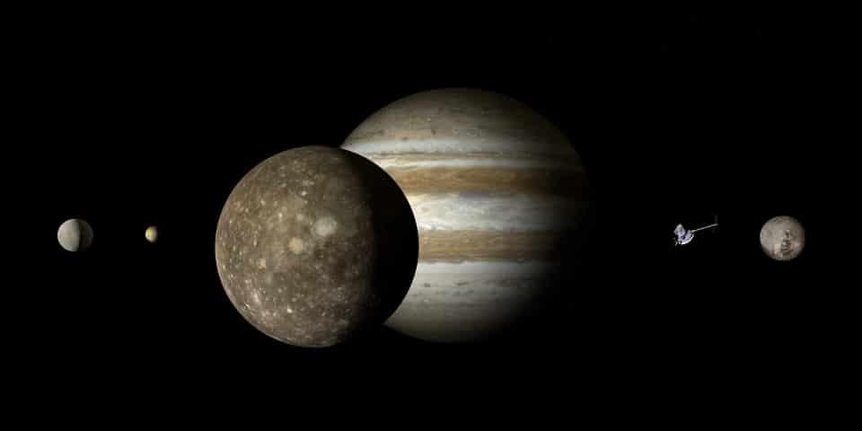 Юпитер планета фото