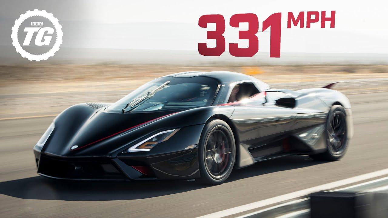 Очередной рекорд пал: серийный автомобиль разогнали до 532 км/ч