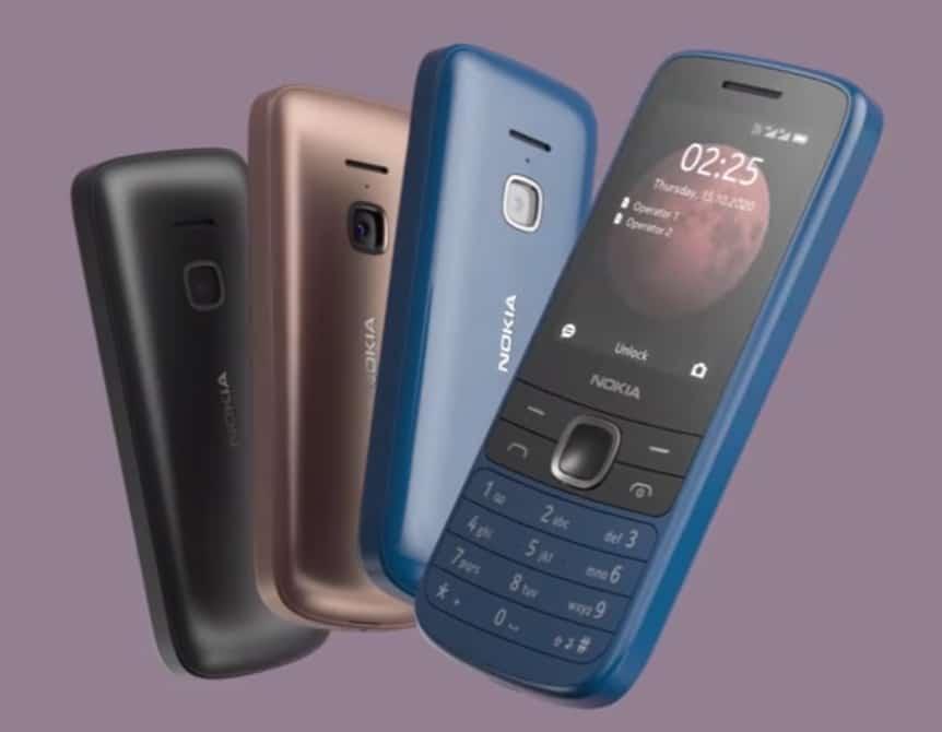 телефоны nokia-225-4g фото