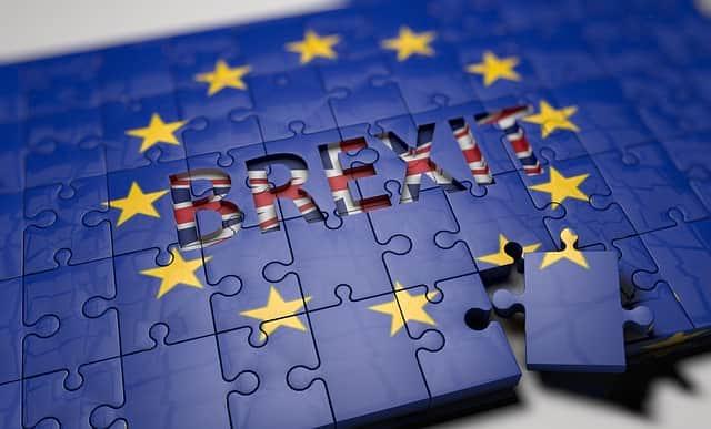 Пазл Brexit фото