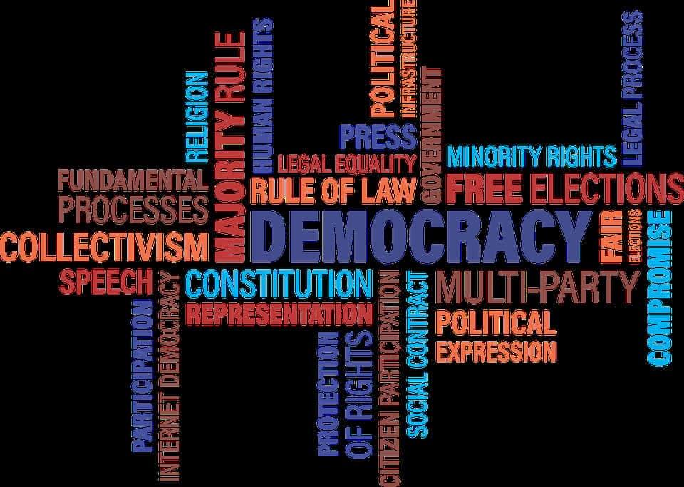 Демократия изображение