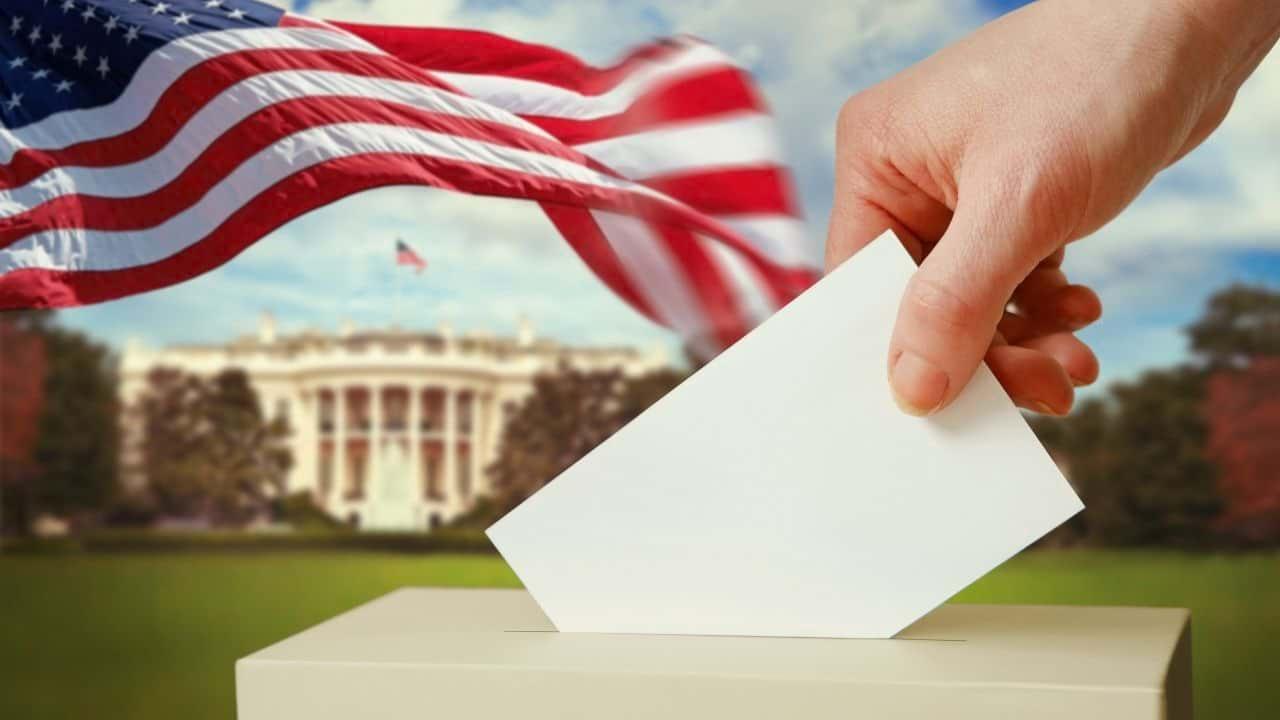 Выборы президента США изображение