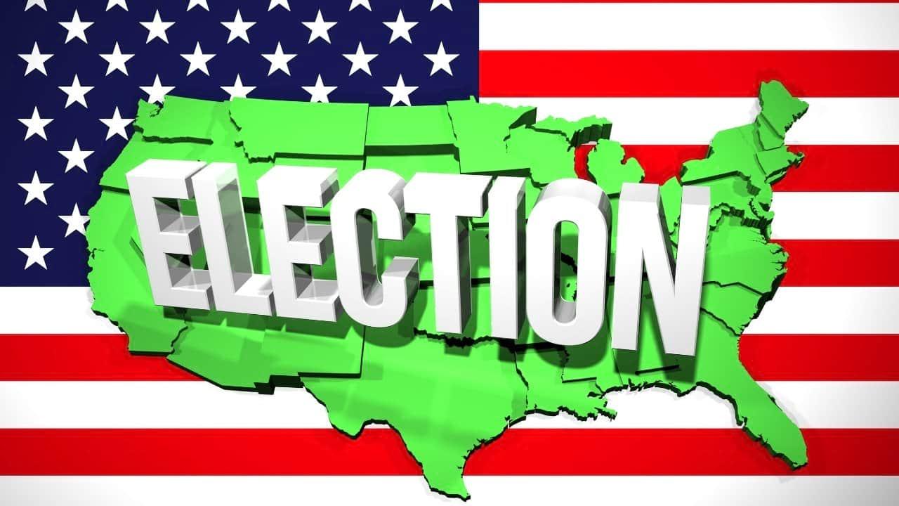 Выборы Президента США 2020 изображение