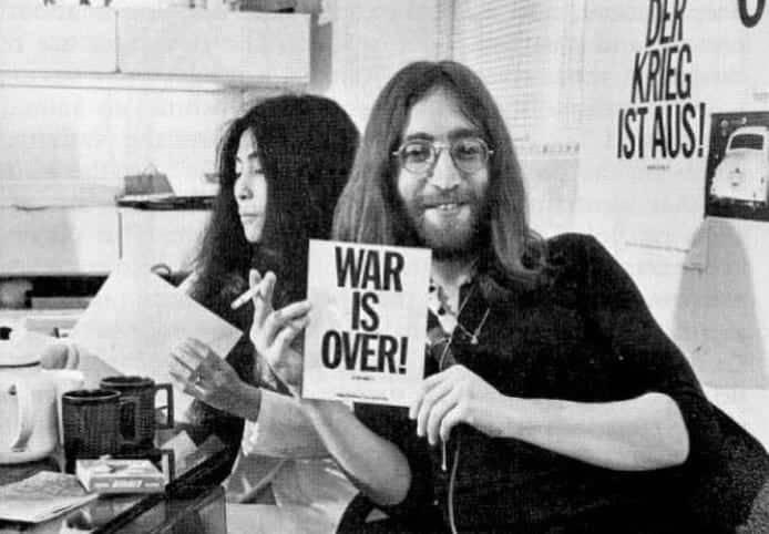 Джон Леннон фото