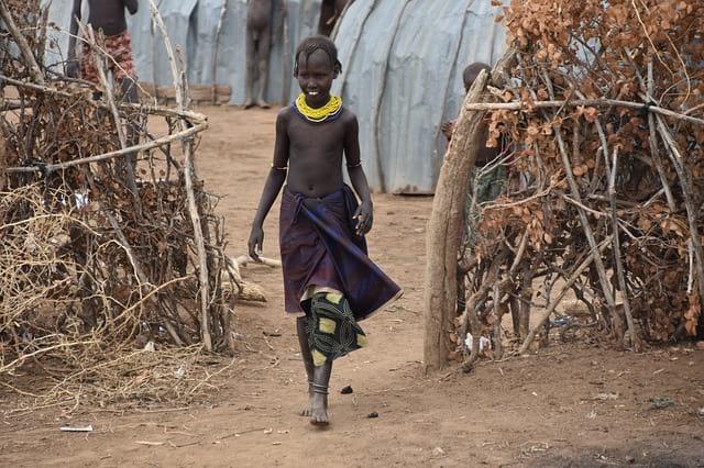 Эфиопия ребенок фото