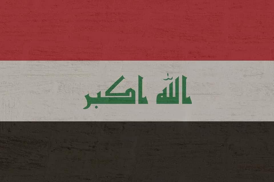 Флаг Ирака изображение