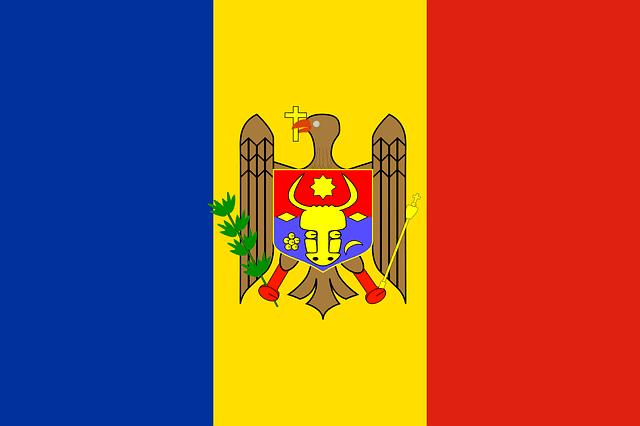 флаг молдовы фото