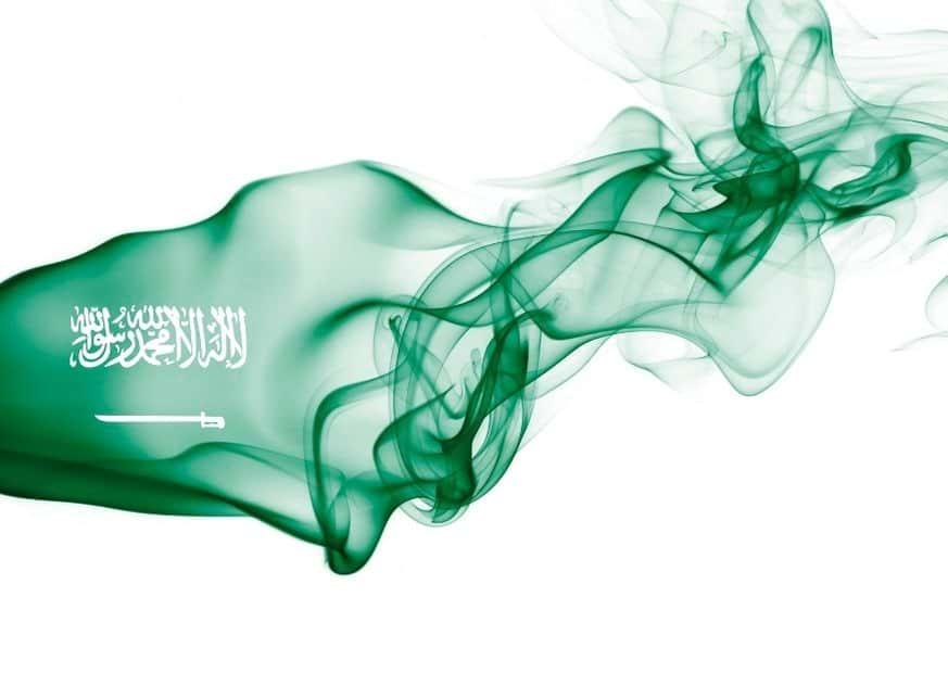 Флаг Саудовской Аравии изображение