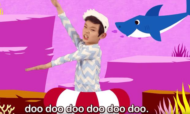 песня baby shark фото