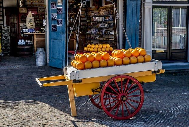 Магазин в Нидерландах фото