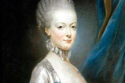 королева мария-антуанетта изображение