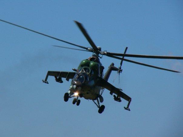вертолет ми-24 фото