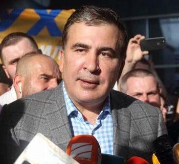 михаил саакашвили фото