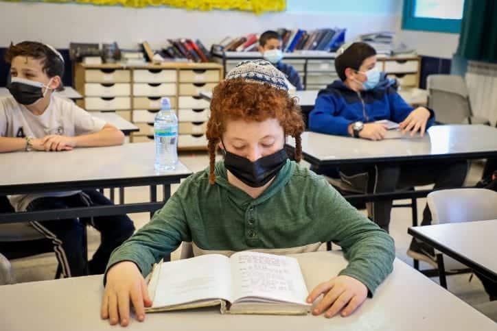 Otkrytie starshih klassov v Izraile 1