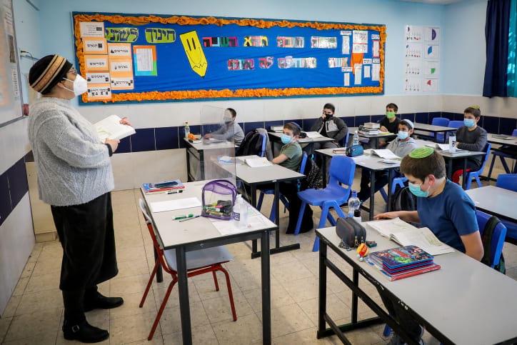 Otkrytie starshih klassov v Izraile 2