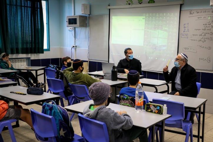 Otkrytie starshih klassov v Izraile 4