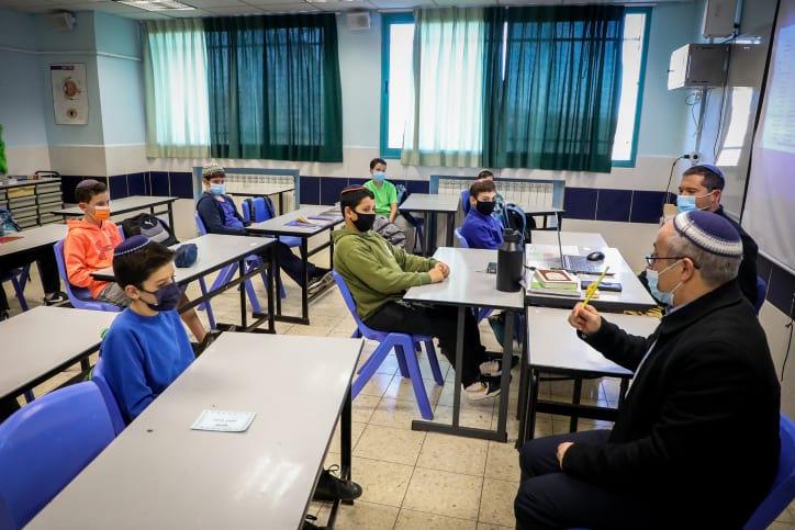 Otkrytie starshih klassov v Izraile 5