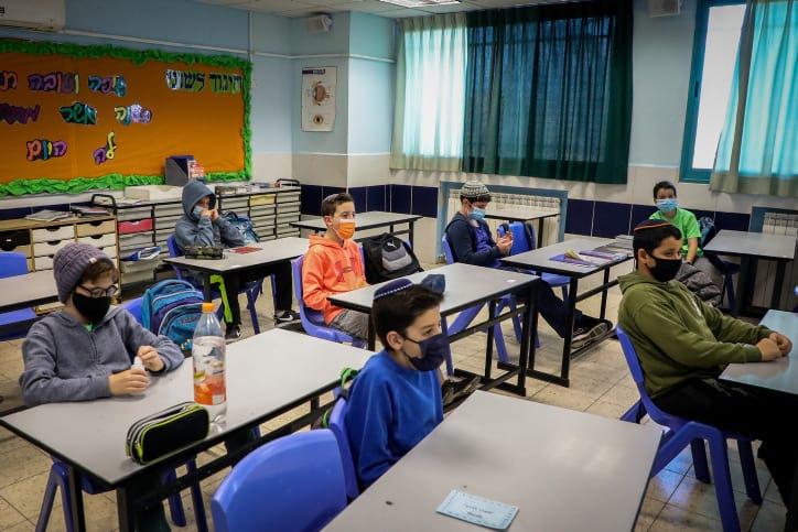Otkrytie starshih klassov v Izraile 6