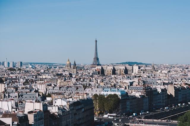 Париж франция фото