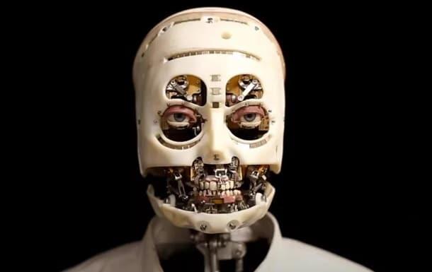 робот Disney фото