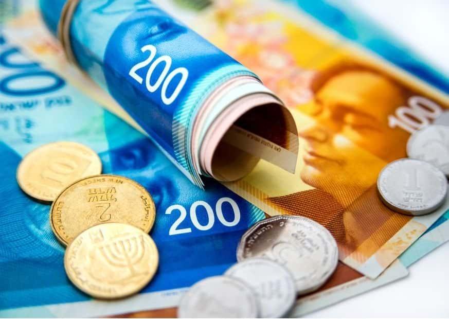 Банк Израиля стремится предотвратить завышение курса шекеля