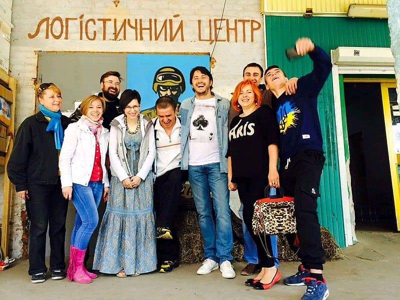 сергей притула шоумен украина фото