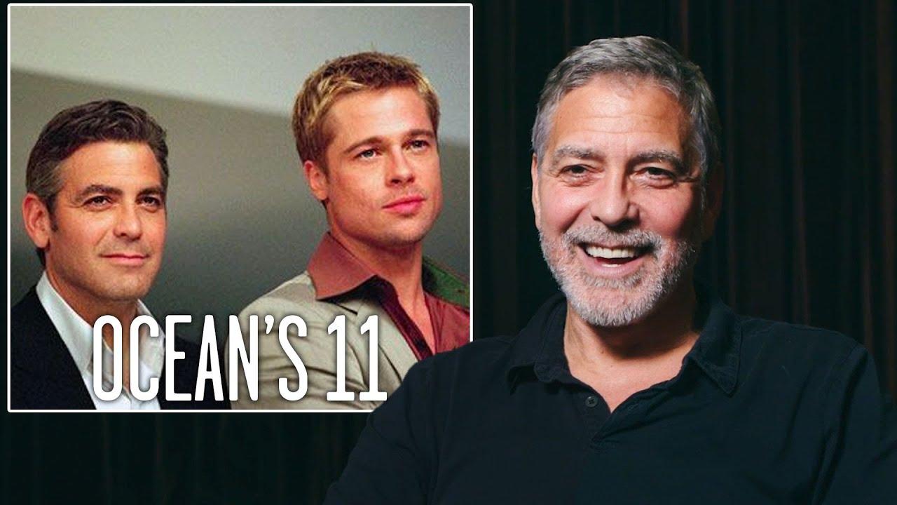 Джордж Клуни рассказал о дерзком розыгрыше Брэда Питта
