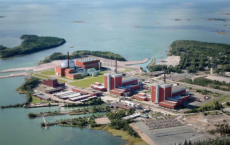 АЭС «Олкилуото» Финляндия фото