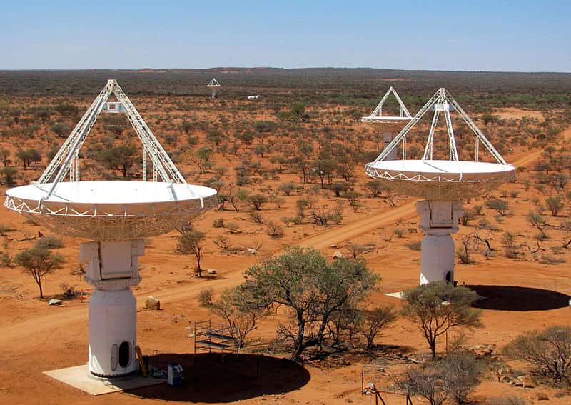 телескоп ASKAP фото