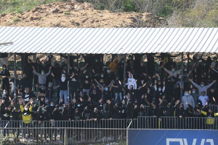 футбольные фанаты израиль фото