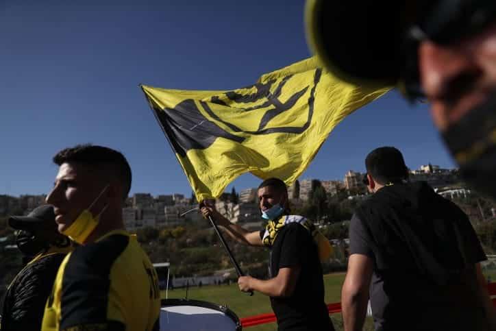 больные фанаты израиль фото