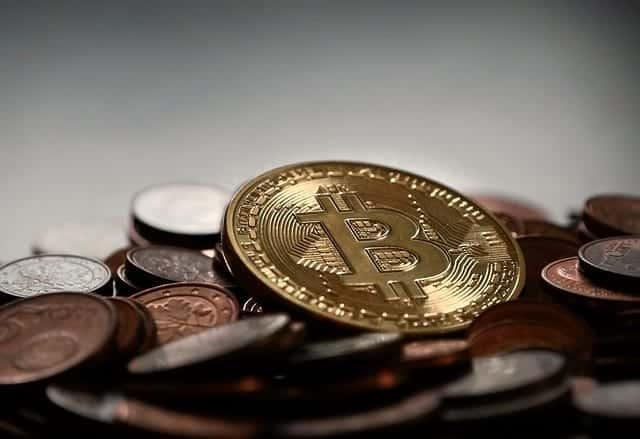 биткоин криптовалюта фото