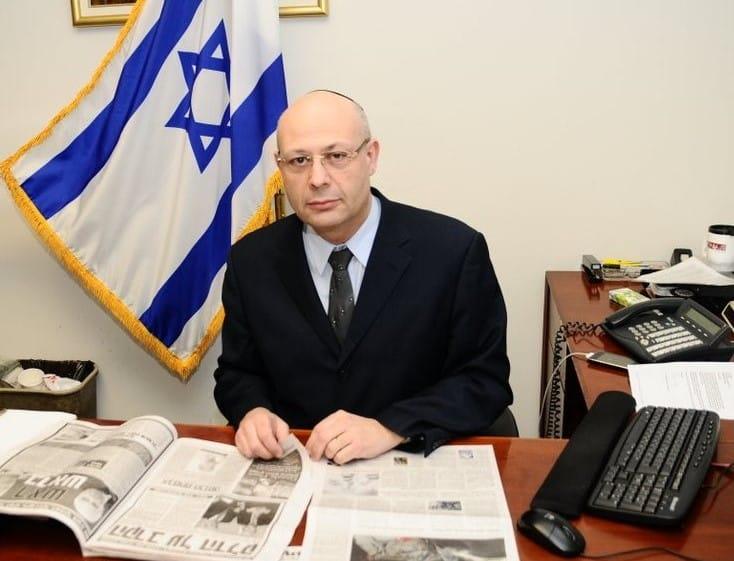 Джоэль Лион Израиль фото